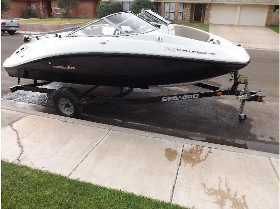 2012 Sea Doo Challenger 180 SE