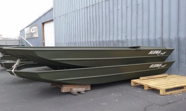 2016 Alumacraft 1648 SS