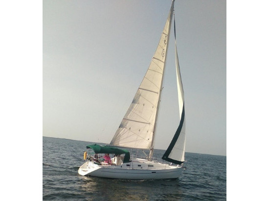 2000 Beneteau 311 Swing Keel Twin Rudder