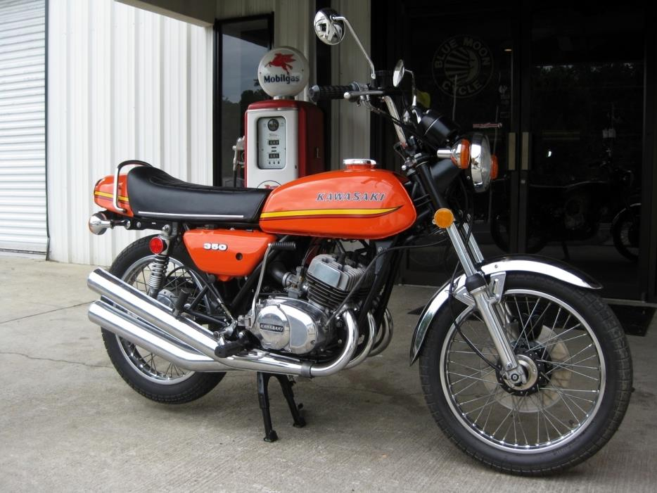 1973 Kawasaki 350 Motorcycles for sale