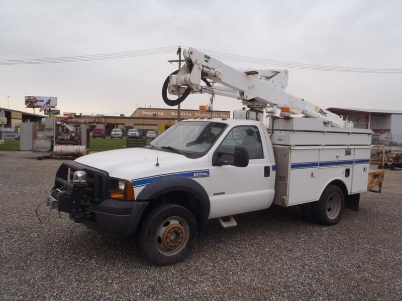 2006 Ford F550 Bucket Truck - Boom Truck