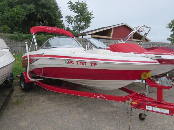 tahoe q 5 boats for sale in michigan. Black Bedroom Furniture Sets. Home Design Ideas