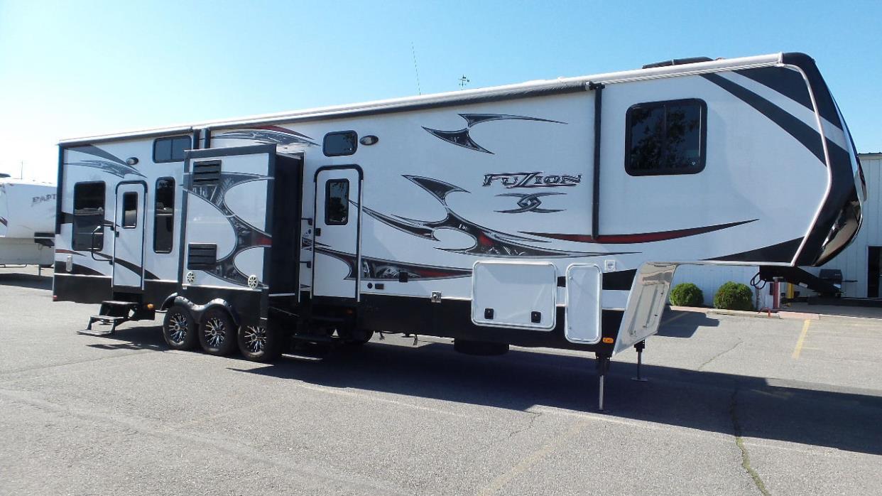 2013 Keystone Fuzion 395 Rvs For Sale