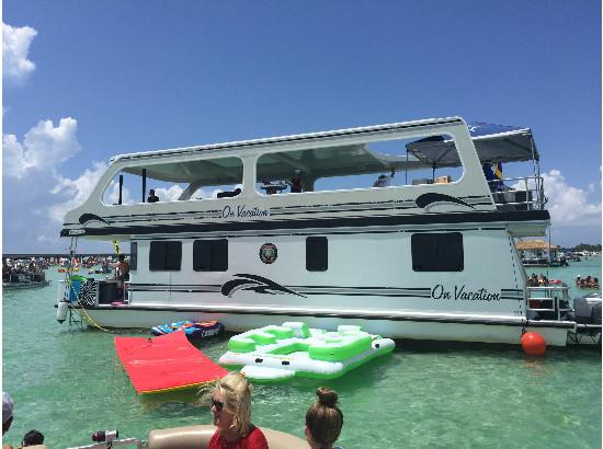 2002 Custom Catamaran