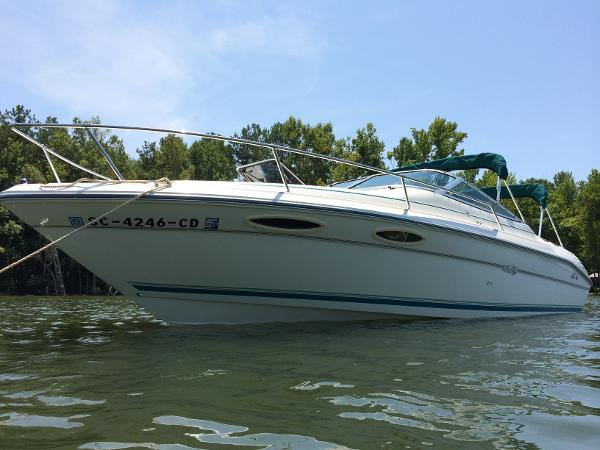 Sea Ray 240 Overnighter With Trailer Boats for sale