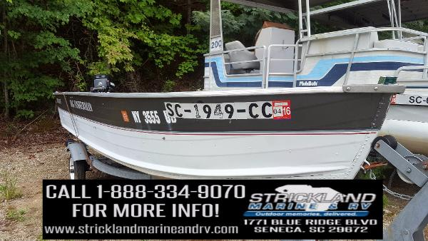 Smoker Craft Boats For Sale Near Me