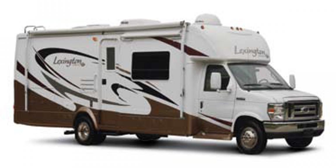 2009 Forest River Lexington GTS 283TS