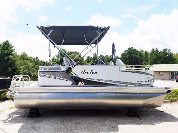 2017 Avalon 16' EAGLE FISH & CRUISE RB BF