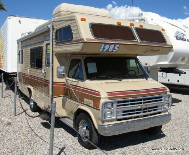 1985 Chevy Rv RVs for sale