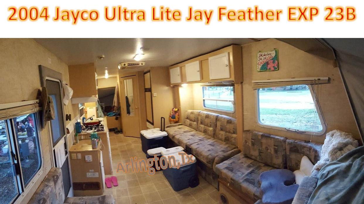2004 Jayco Jay Feather Rvs For Sale
