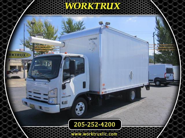 2013 Isuzu Npr Box Truck - Straight Truck