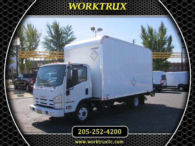 2014 Isuzu Npr Box Truck - Straight Truck