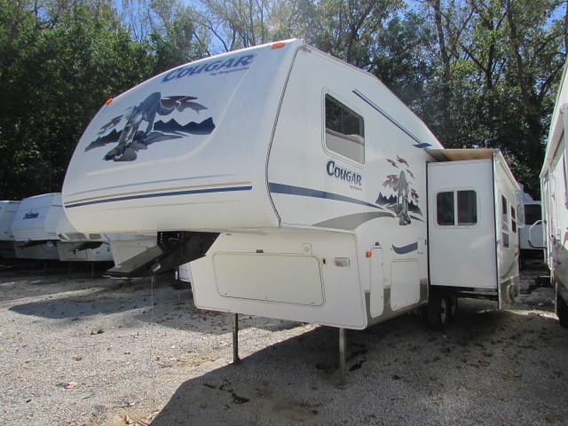 2004 Keystone Cougar 276EFS