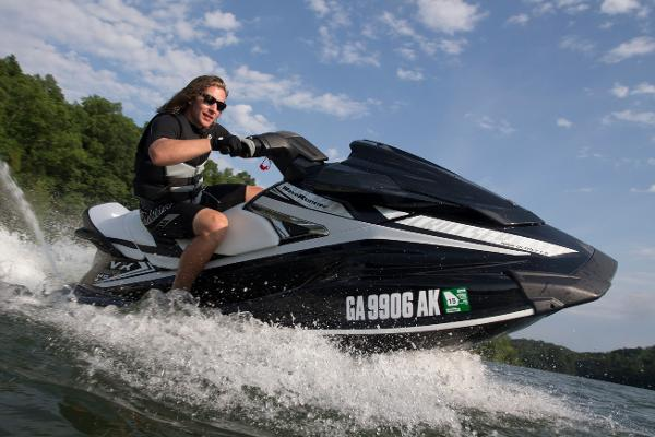 2016 Yamaha Waverunner VX Cruiser HO