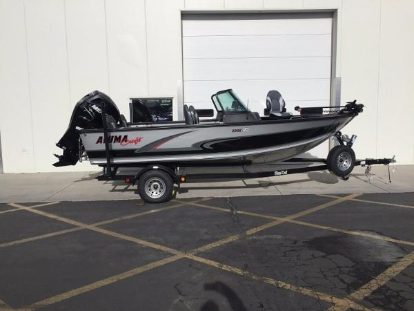 2016 Alumacraft Edge 185 Sport