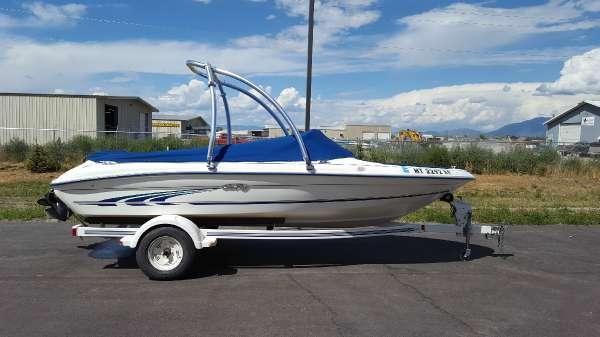 1997 Sea Ray 175 XL