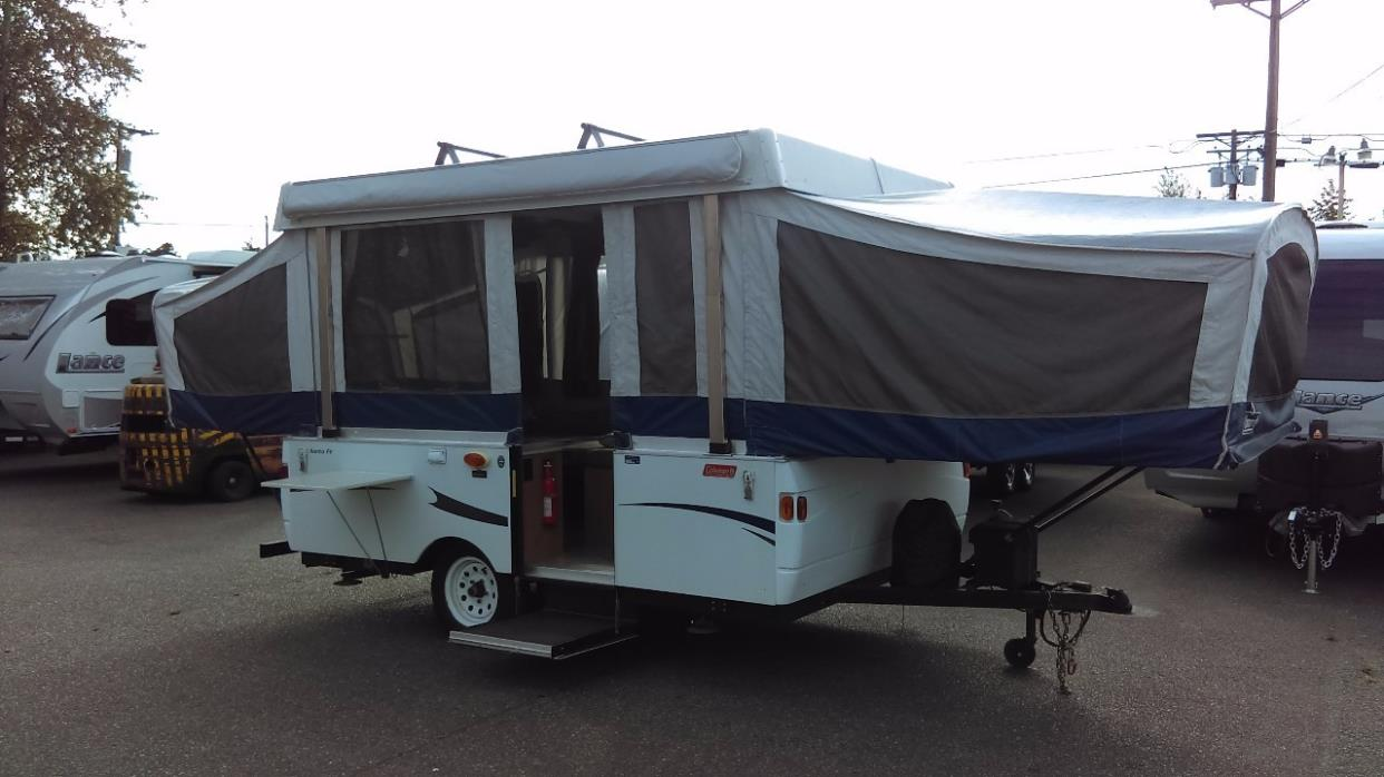 Fleetwood Coleman Santa Fe Rvs For Sale