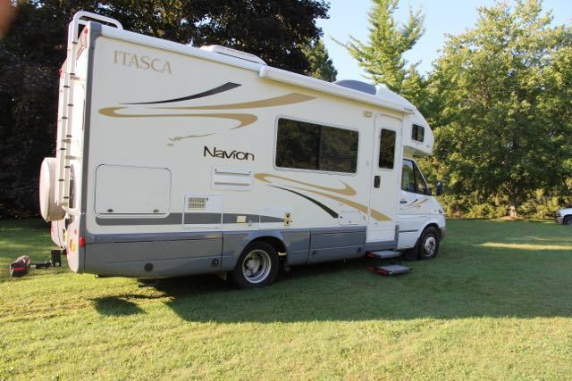2007 Itasca NAVION 24H