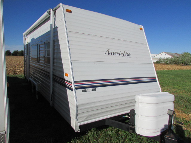 2002 Ameri-Camp Ameri Lite 21FB