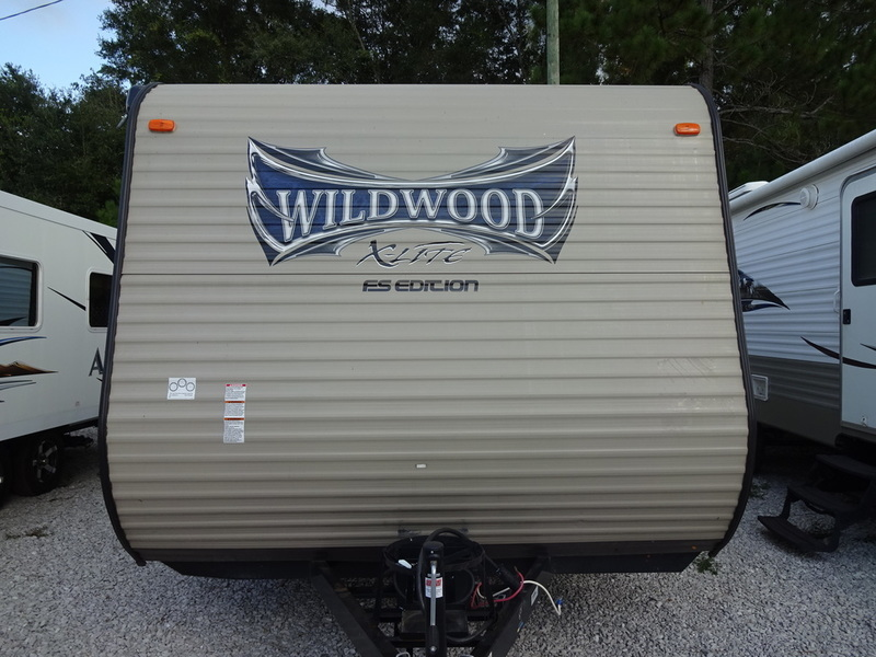 Forest River Wildwood 195bhxl Rvs For Sale