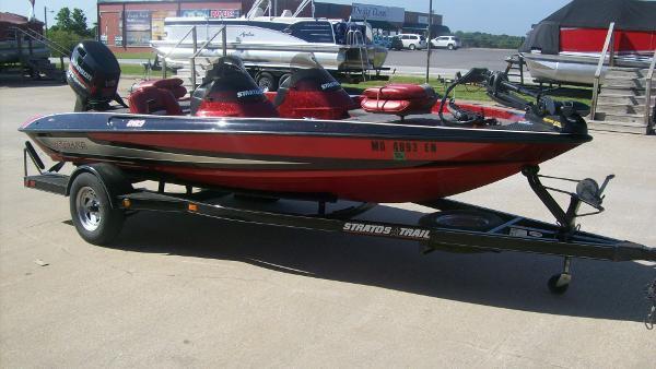 1998 Stratos 283 DC