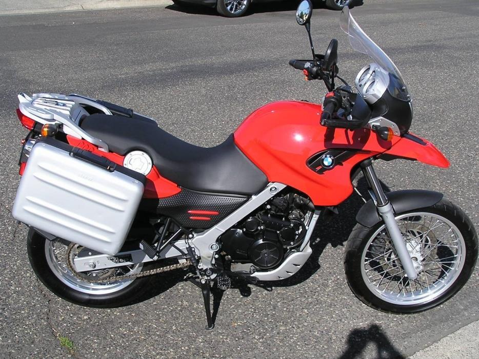2005 bmw g650gs motorcycles for sale in washington. Black Bedroom Furniture Sets. Home Design Ideas