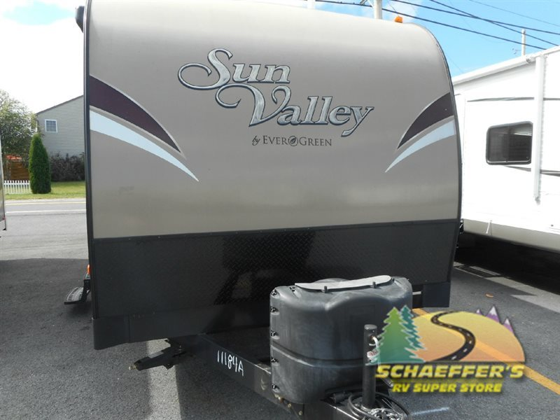 2015 Evergreen Rv Sun Valley S280BH LTD