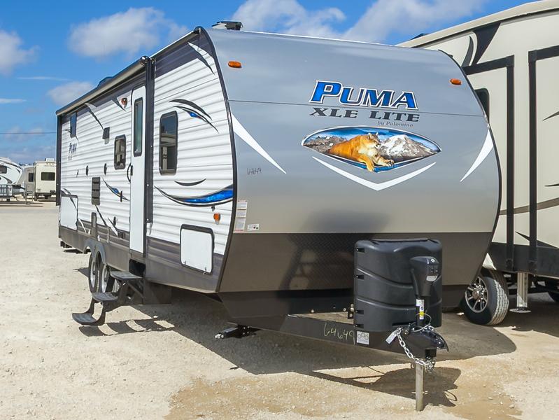 2017 Palomino Puma XLE 27RBQC
