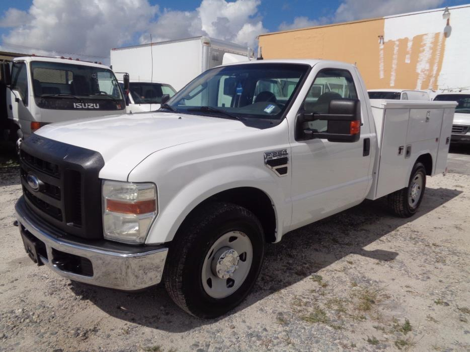 2010 Ford F250 Mechanics Truck