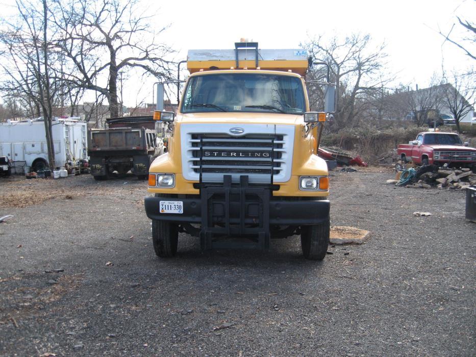 2001 Sterling Lt7500 Dump Truck