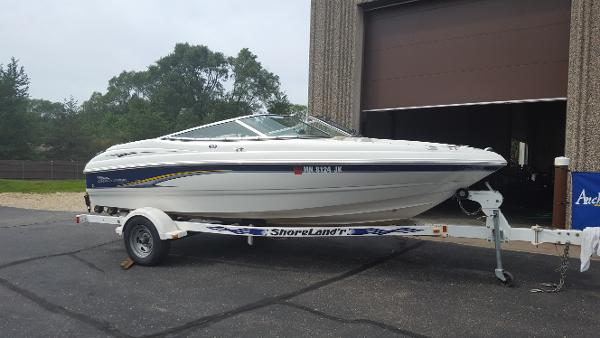 2002 Chaparral 183 SS