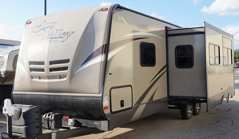 2014 Evergreen Sun Valley S29KIS