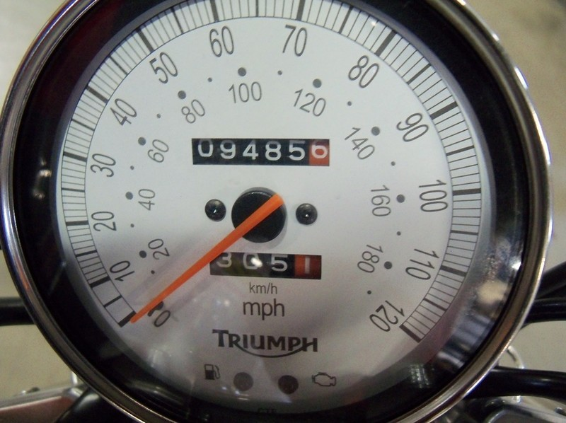 2009 Triumph BONNEVILLE