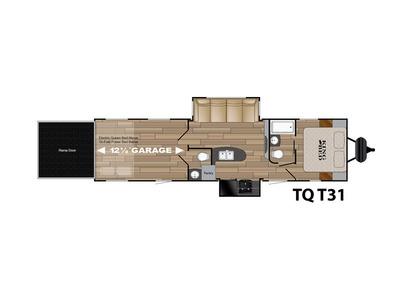 2017 Heartland Torque XLT TQ T31