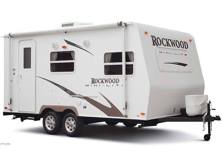 2008 Forest River Rockwood 2304