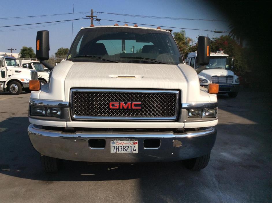 2005 Gmc Topkick C4500 Wrecker Tow Truck