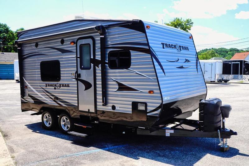 2017 Gulfstream 17Ft. Track Trail Toy Hauler