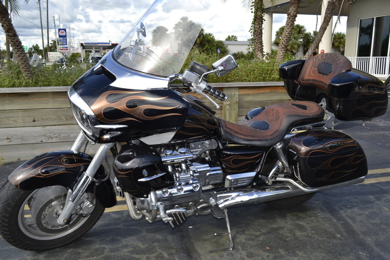 honda valkyrie interstate motorcycles  sale  florida