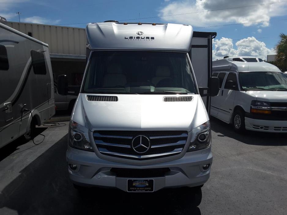 Leisure Travel Vans Unity Fx Rvs For Sale
