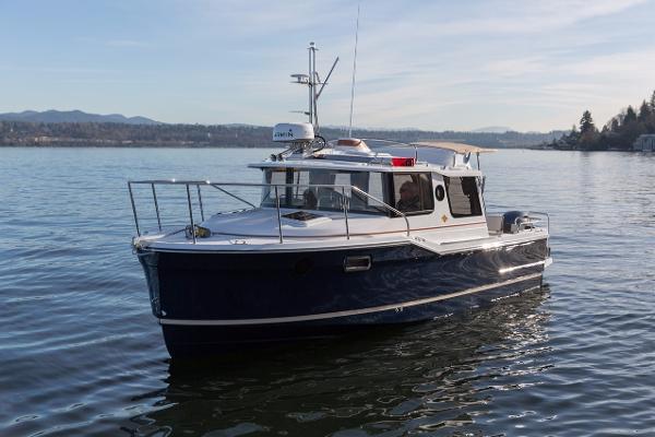 2017 Ranger Tug 23