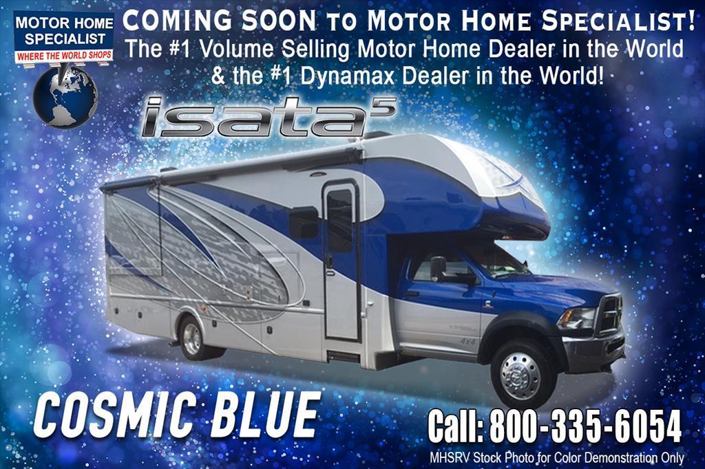 Dynamax Isata 5 Series 35db Super C Bunk House R rvs for