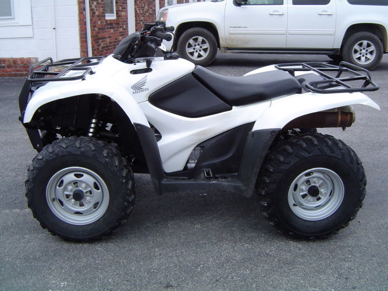 honda trx420 motorcycles for sale in west virginia. Black Bedroom Furniture Sets. Home Design Ideas