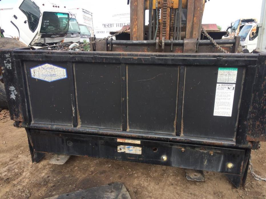 Hydraulic Lift Tailgate : Hydraulic lift gate vehicles for sale
