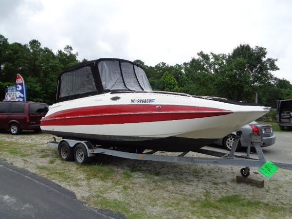 2002 Monterey 240 Explorer