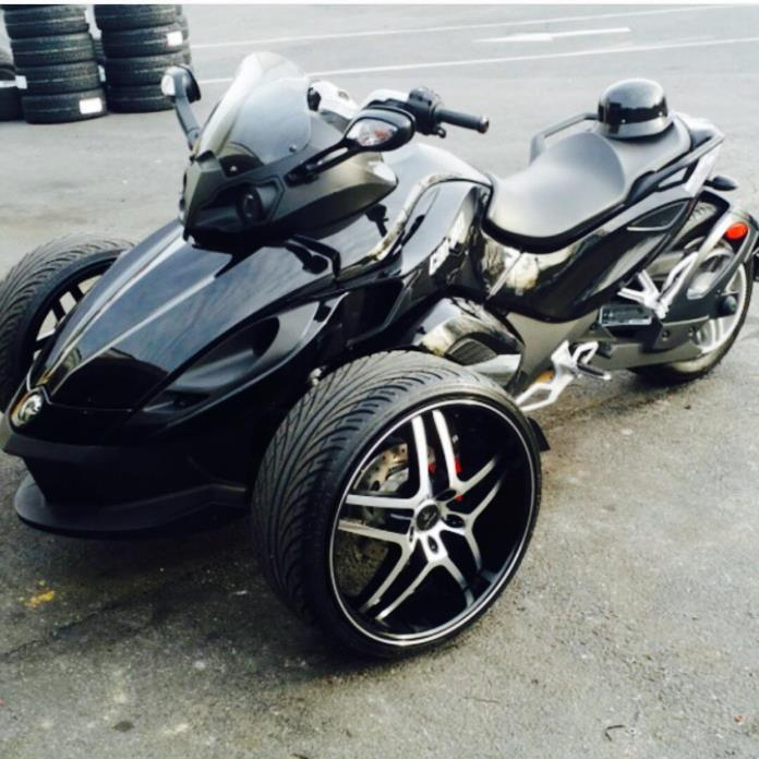 Can Am Spyder Rs Se5 motorcycles for sale in Maryland