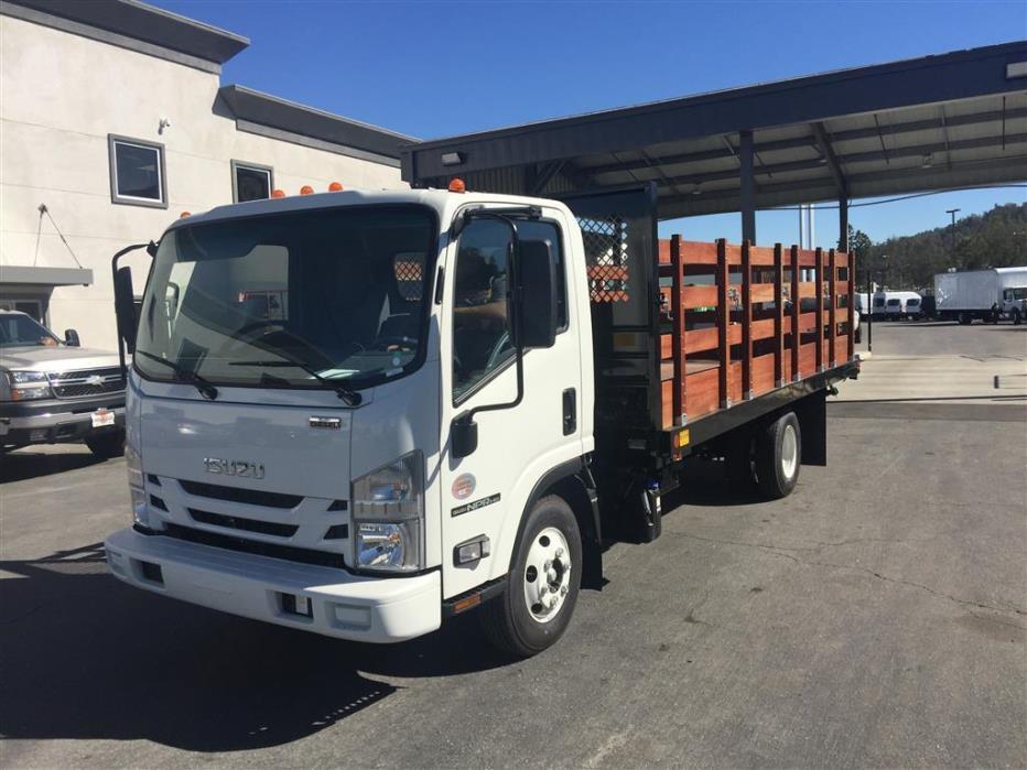 2016 Isuzu Npr Hd Cabover Truck - COE