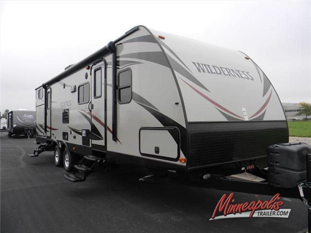 2016 Heartland Wilderness 3150DS