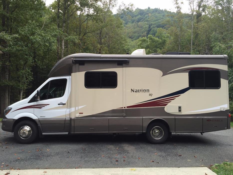 2015 Itasca NAVION IQ 24G