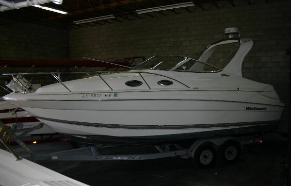 2002 Wellcraft 2600 Martinique
