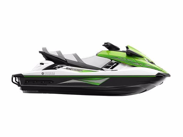 2016 Yamaha Waverunner FX Cruiser HO